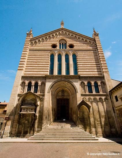 Church of San Fermo, Verona, Italy