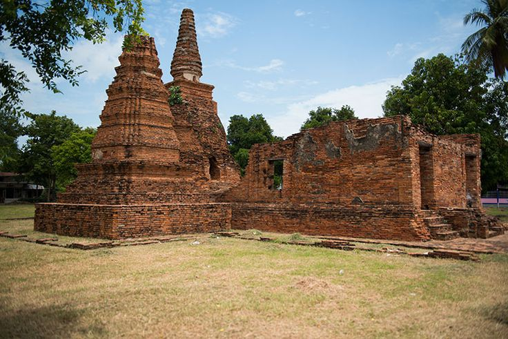 what to see in ayutthaya