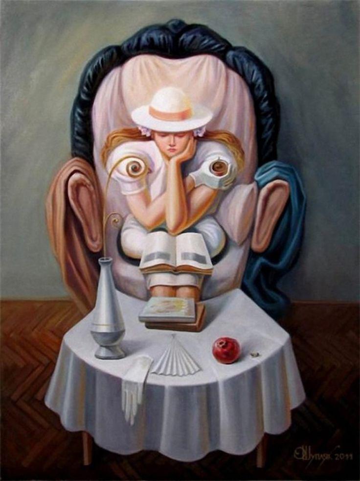 Oleg Shuplyak illusion