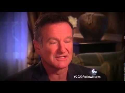 Robin Williams: What Nobody Will Talk About! -SCRIPTURES Use & Parkinson ' s Link - YouTube