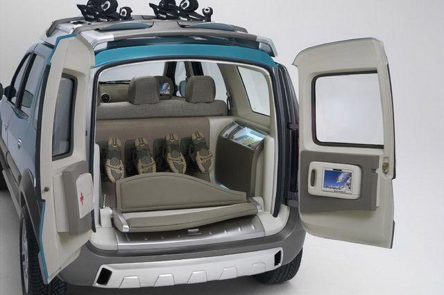 Dacia Logan Steppe Concept (2006)