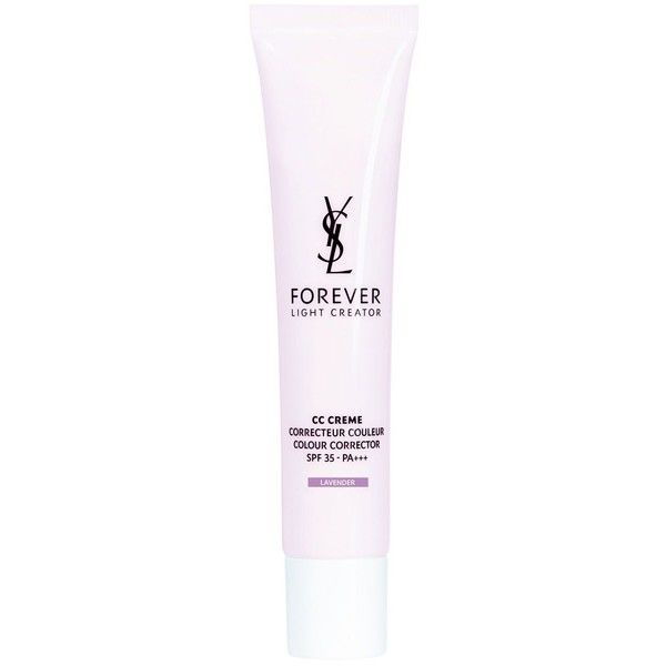 Yves Saint Laurent Forever Light Creator Cc Primer 45 Liked On Polyvore Featuring Beauty Color Corrector Yves Saint Laurent Makeup Color Correcting Primer
