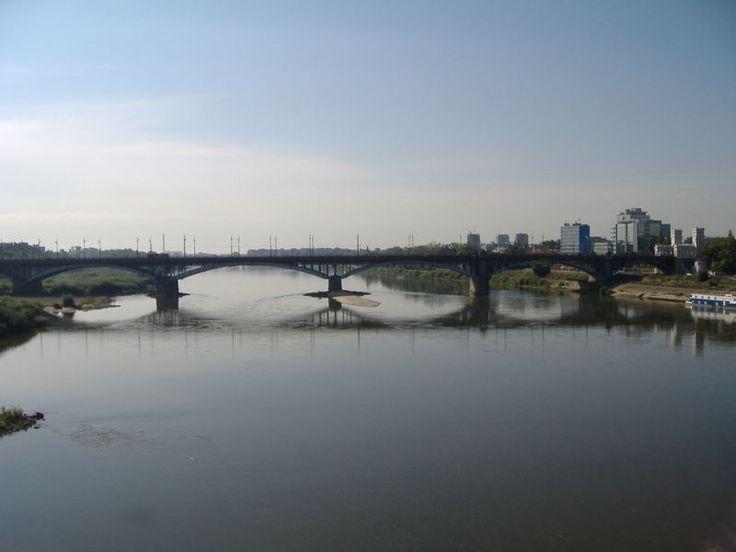 Most Poniatowskiego – Warszawikia – Encyklopedia wiedzy o Warszawie