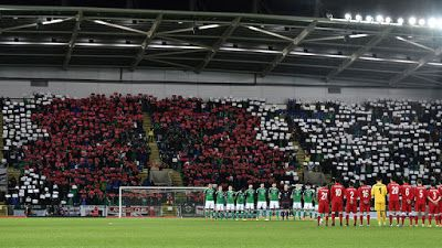Irish Football Associaltion Will Not Appeal It's Fine By FIFA     The Irish Football Association has announced it will not appeal against the fine imposed by FIFA following acts of remembrance at the Northern Ireland v Azerbaijan game on Armistice Day. The IFA was fined 15000 Swiss francs (11769) by world football's governing body for displays of the poppy during the November 11 match in Belfast.Following a board meeting on Wednesday night the IFA expressed its severe disappointment at the…