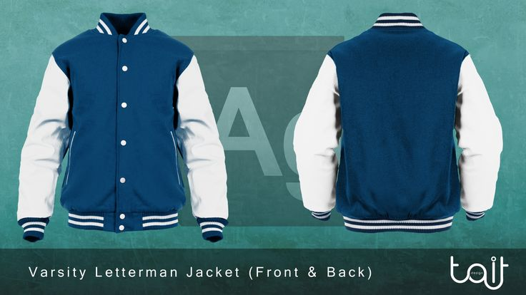 Varsity Letterman by TheApparelGuy.deviantart.com on @DeviantArt