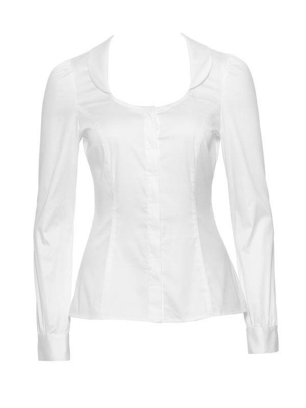 Review Australia | Teska Shirt White