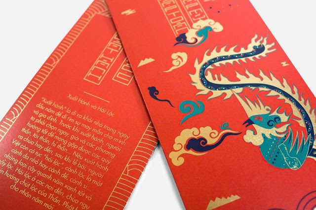 Red Envelope for Lunar New Year on Packaging of the World - Creative Package Design Gallery