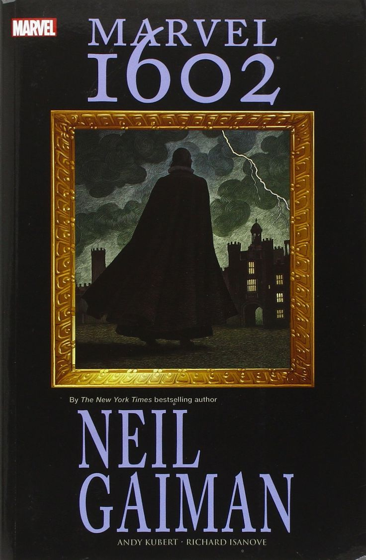 Amazon.fr - Marvel 1602 - Neil Gaiman, Andy Kubert - Livres