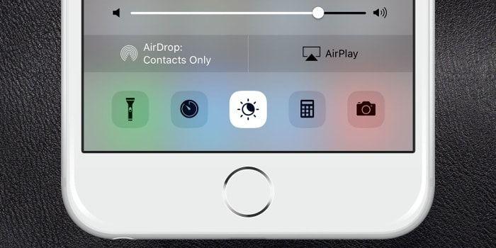 iOS 10 renovará el Centro de Control según este vídeo http://iphonedigital.com/ios-10-beta-novedades-centro-control/ #apple