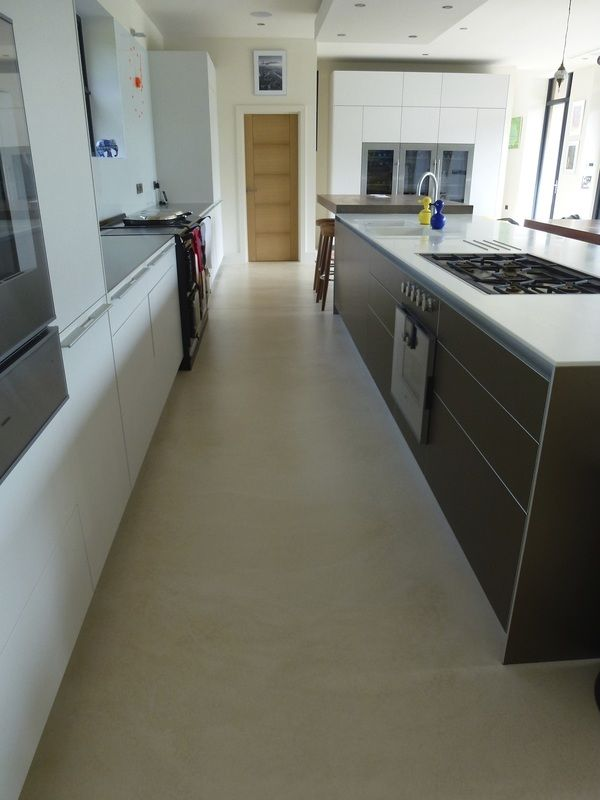 Gallery - Microtopping. Micro cement floors, walls, worktops