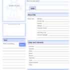 This is a general Facebook Profile template that allows your students to fill out information about themselves and place a current picture of their...