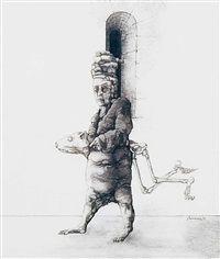 Esqueleto by José Hernández