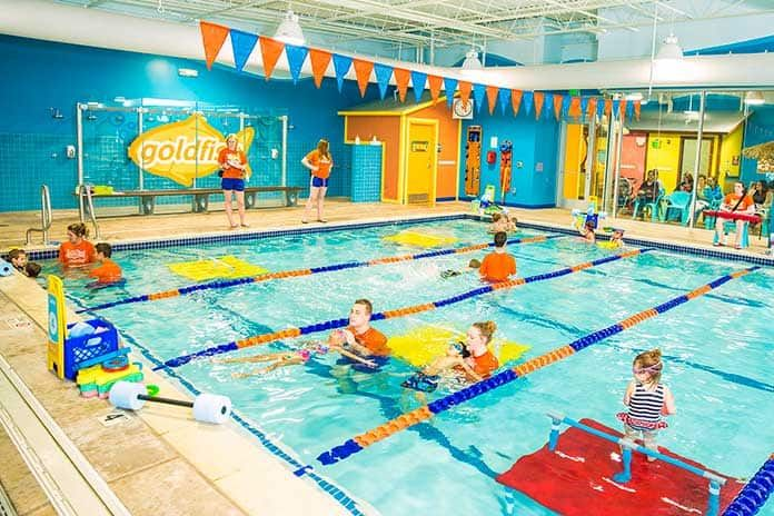 Goldfish Swim School Richmond Opening January 2018 Swim School