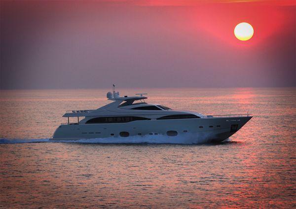 Sailing Yachts Images by Luigi Lopomo, via Behance