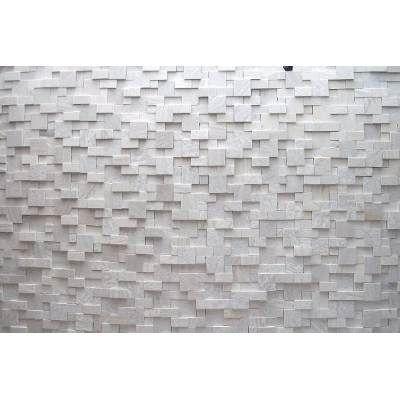 Pedra São Tomé Mosaico Na Tela; Revestimento De Parede - R$ 12,00 em Mercado Livre