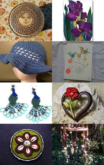 1 March  by Anton Vitko on Etsy--Pinned+with+TreasuryPin.com Spring time Happiness!