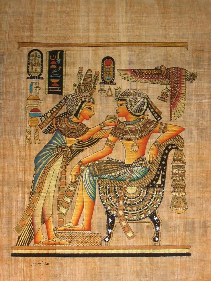 Egypt - Tutankhamun || http://terra-antiqua.ru/