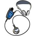 Cardionics e-scope - electronic stethoscope for hearing impaired