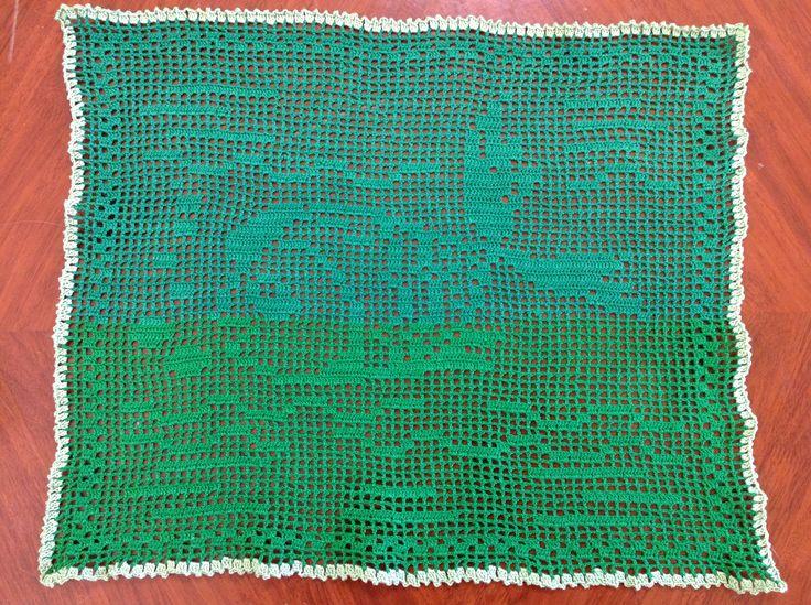 Filet crochet fish from http://media-cache-ec0.pinimg.com/1200x/14/6f/c8/146fc8d7e1f5411a2d9357703a1da826.jpg