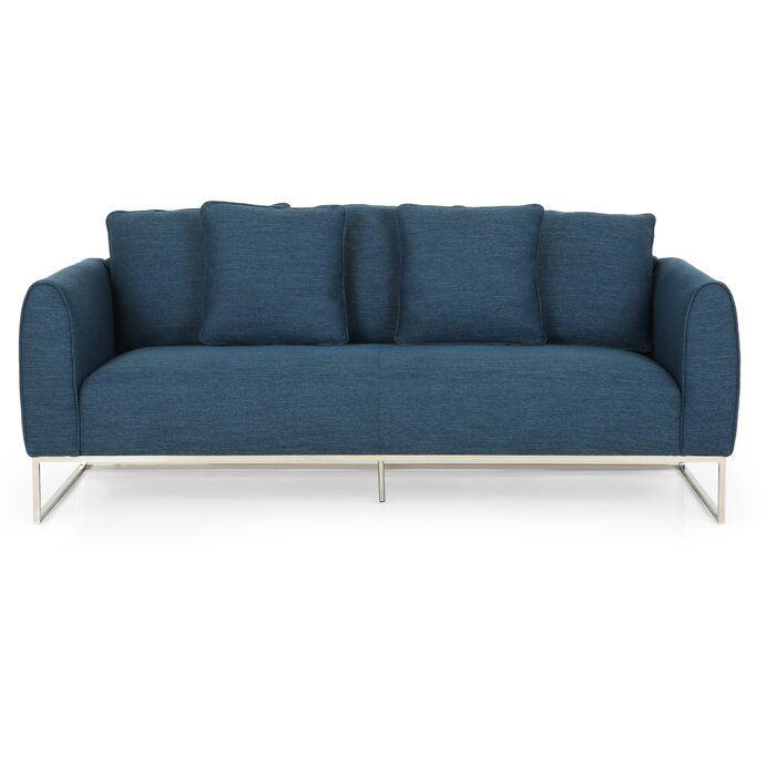 Auckland 82 75 Round Arms Sofa In 2020 Sofa Modern Furniture Living Room Sofa Offers