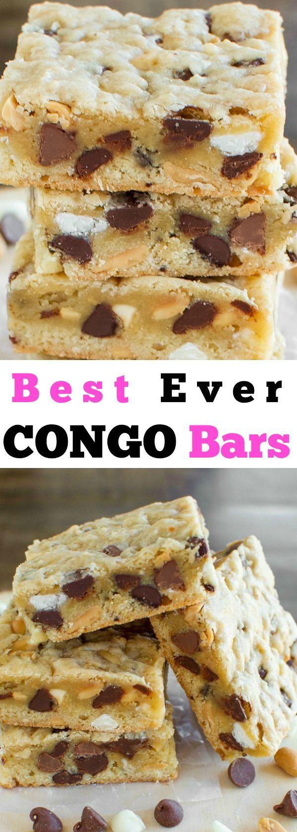 ... Nom Nom Nom | Pinterest | Congo bars, Dessert bars and Cookie bars
