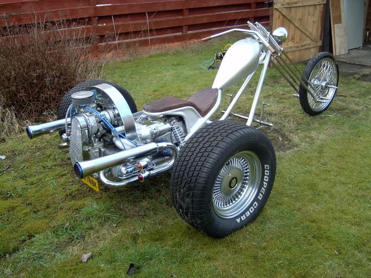 Vw trike sale autos post for Used motor trike sale