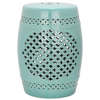 @Overstock.com - Accent your garden, patio, or any indoor room with this paradise gardens light blue ceramic garden stool.http://www.overstock.com/Home-Garden/Paradise-Gardens-Light-Blue-Ceramic-Garden-Stool/7731250/product.html?CID=214117 $104.39