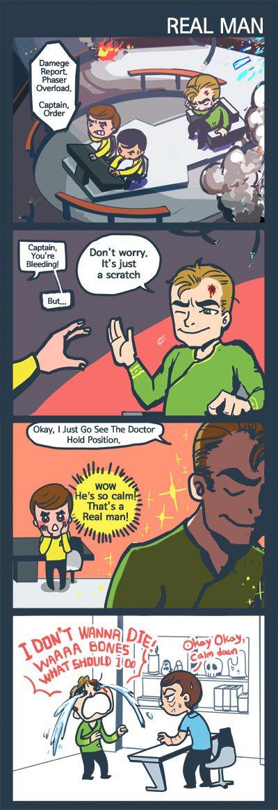 ST - REAL MAN by simengt.deviantart.com on @DeviantArt