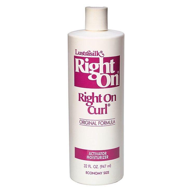 Lustrasilk Right On Dry Curl Activator Gel 32 Oz
