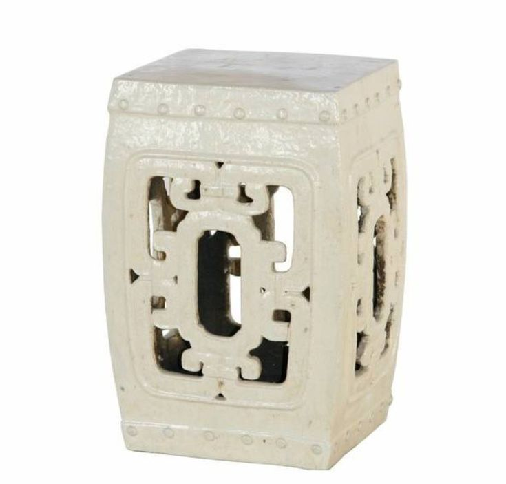square hook garden stool shop greige