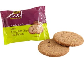 Diet Chef Chocolate Chip Oat Biscuits