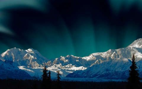 Denali Nemzeti Park, Alaszka