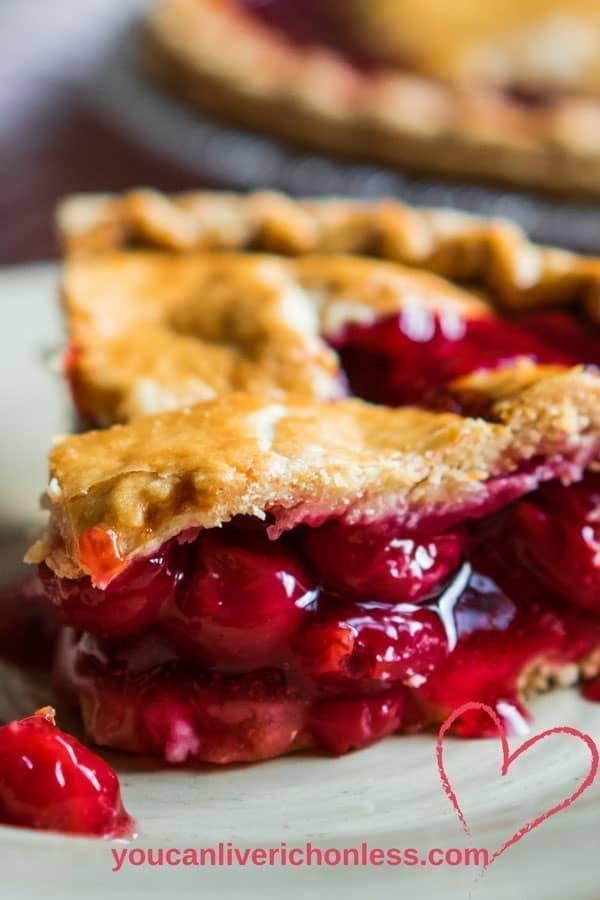Einfache Cherry Pie Rezept ist Omas Favorit
