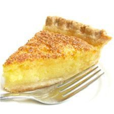 Lemon Chess Pie: King Arthur Flour ~T~ A good old fashion pie. I remember my grandmother making this.