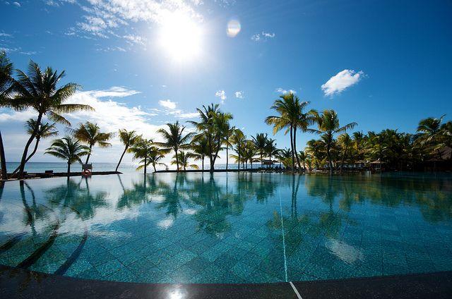 Pool - Trou Aux Biches Resort & Spa - Mauritius