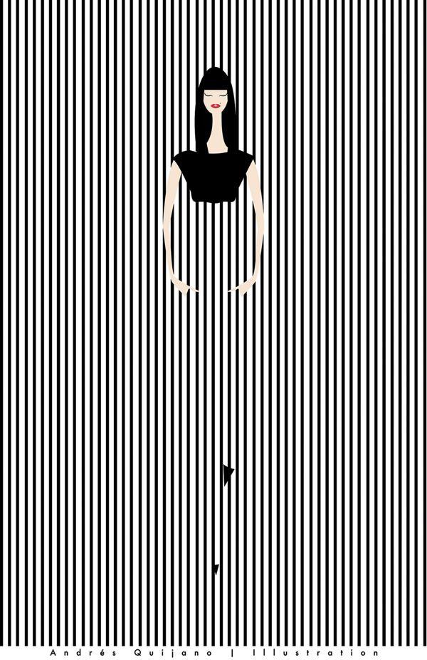 Fashion Textures Vol 1 by Andrés Quijano, via Behance