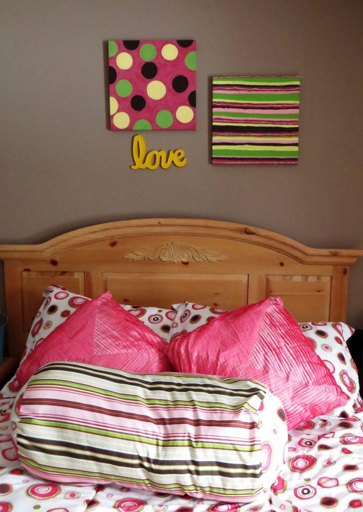 682 best design diy bedroom teens images on pinterest for Diy teen bedroom ideas