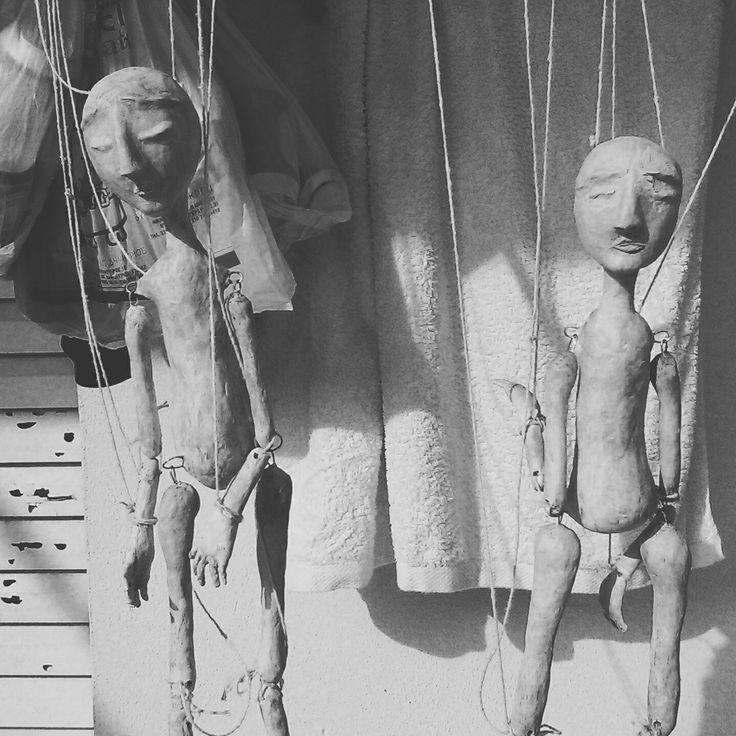 Handmade Marionetta