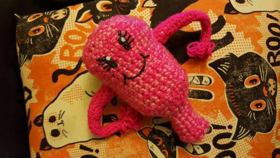 Pink,  glitter ,  disco  , happy , uterus !! hen night , hysterectomy gift , pregnancy , feminist , funny , secret santa ,