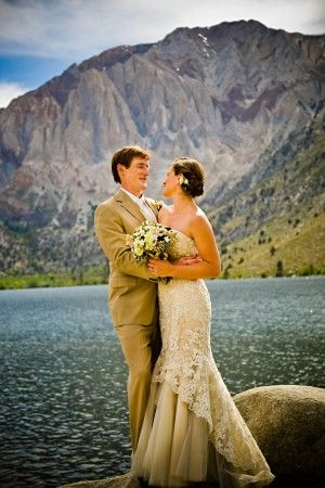 Wedding dresses in Mammoth Lakes