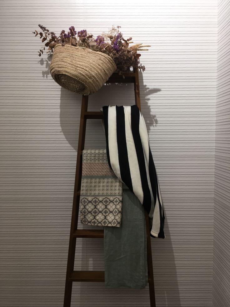 Los textiles de hogar que serán tendencia el próximo otoño-invierno,vienen determinados por las tendencias actuales, muy basadas en los materiales naturales y una mezcla cultural muy potente. Reflejo de nuestra sociedad: influenciada por todo a la vez y donde todo sucede muy rápido.