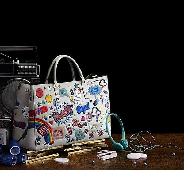 The All Over Stickers Featherweight Ebury by Anya Hindmarch http://www.wallsloveart.co.uk