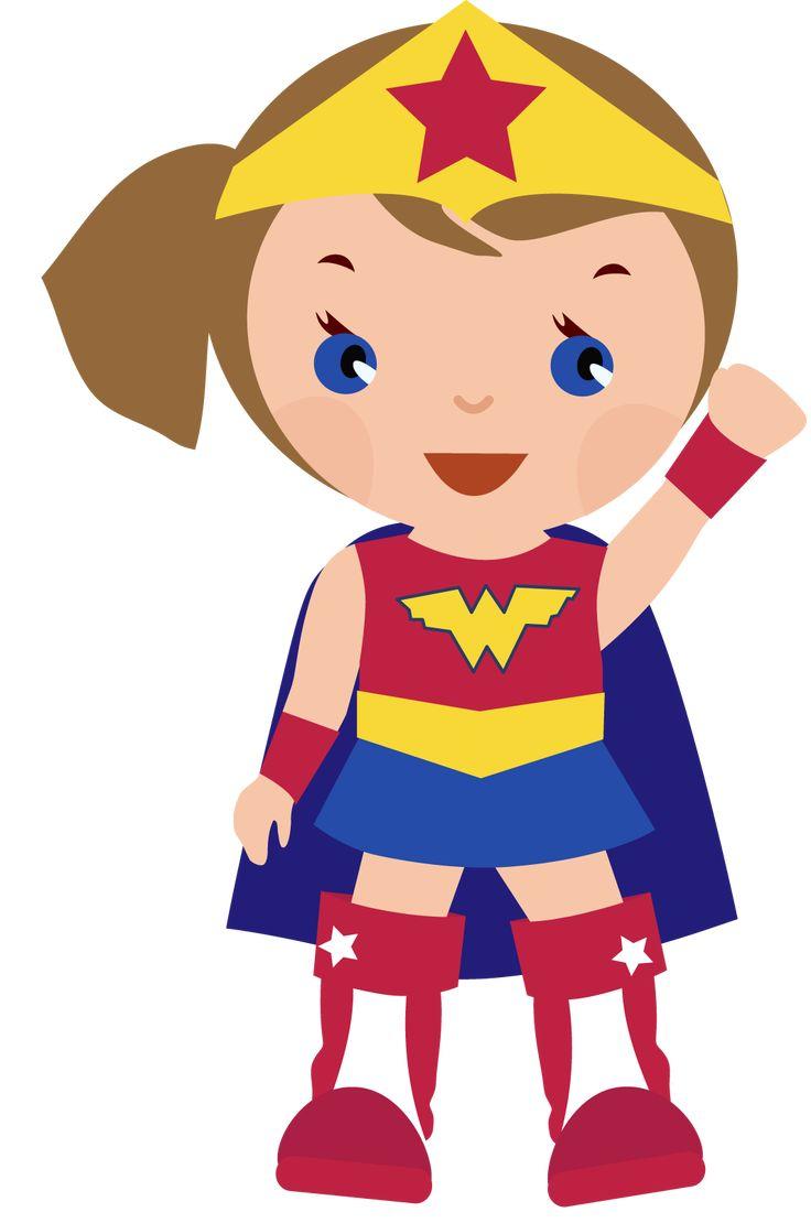 Superhero Girl Super Hero Clip Art Free Clipart Images ...