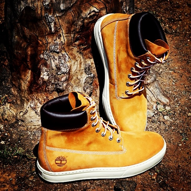 TIMBERLAND CUPSOLE - Specially crafted for every outdoor adventure!  Available in store and online at www.ShopWSS.com - CLICK to begin shopping now!