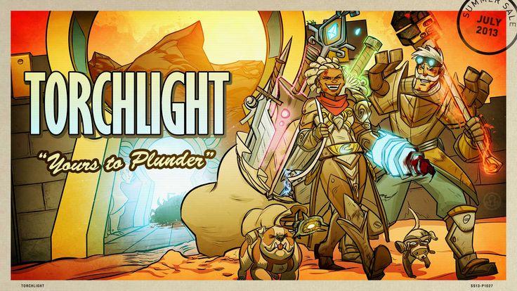 Steam Summer Getaway Sale: Torchlight II.