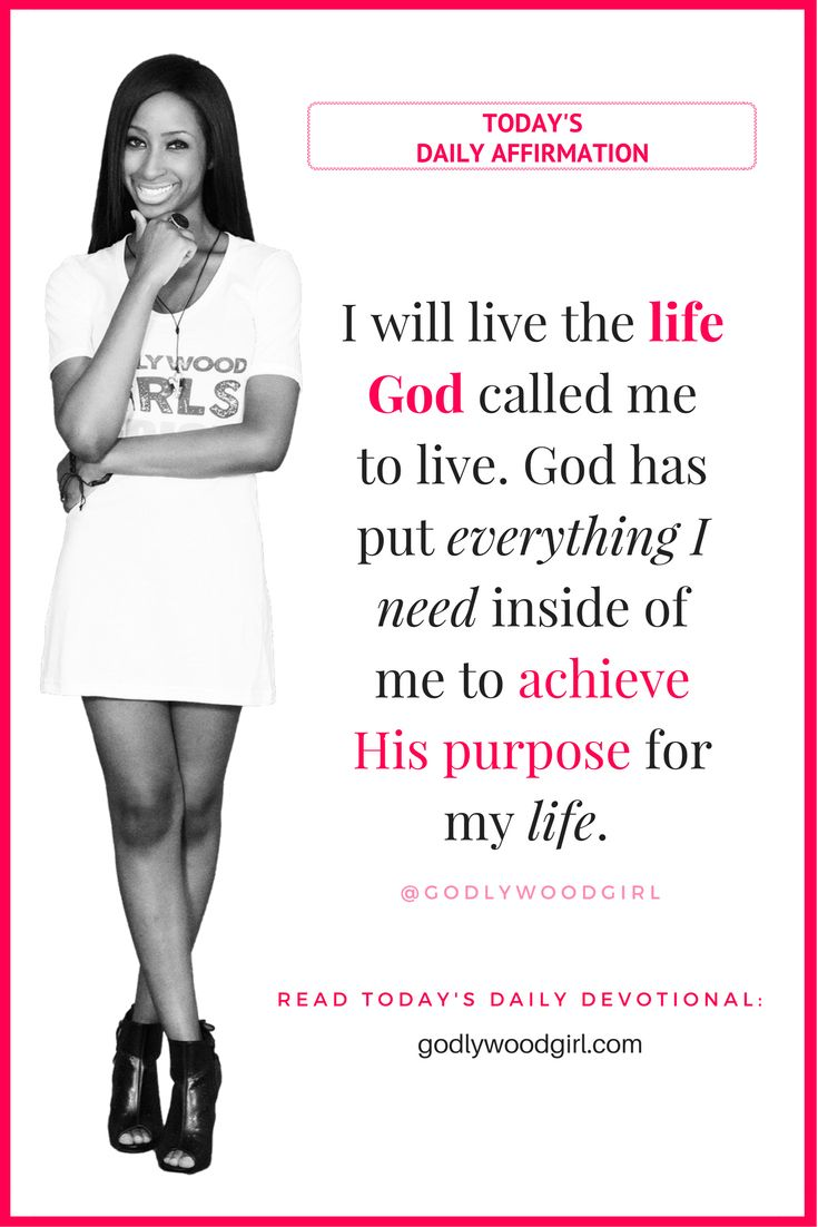 I want to remind you how SPECIAL you are in God's eyes with today's daily affirmation statement. Read how in today's daily devotional for women ==> godlywoodgirl.com  #affirmationstatement