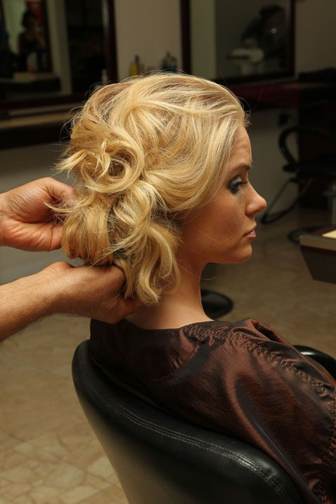 5 DIY wedding hairstyles with only 5 steps | fashion | Pinterest | DIY wedding, Weddings and Wedding
