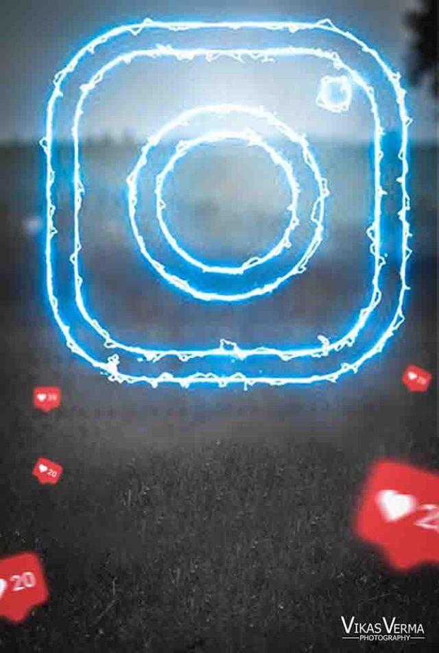 Instagram Lover Background Download New Background Images Love Background Images Blue Background Images