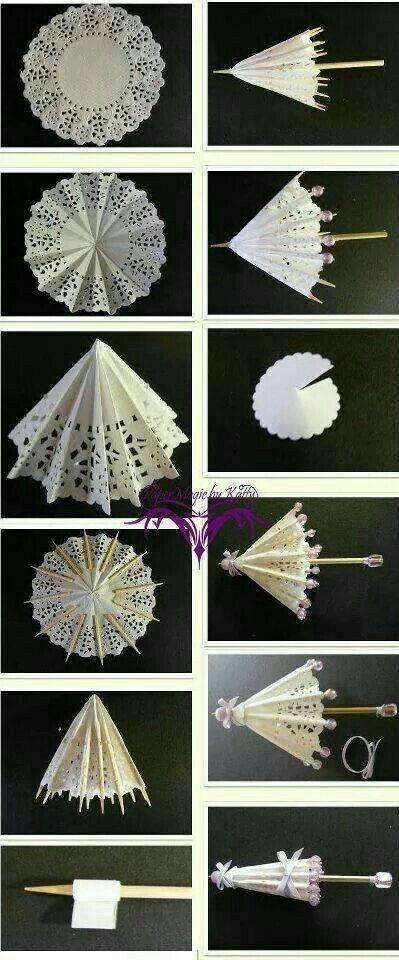 Paraguas souvenirs