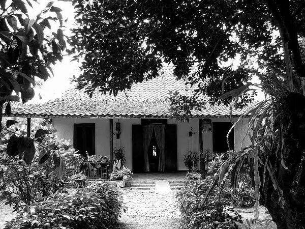 Rumah Tempo Dulu Keturunan Belanda Depok